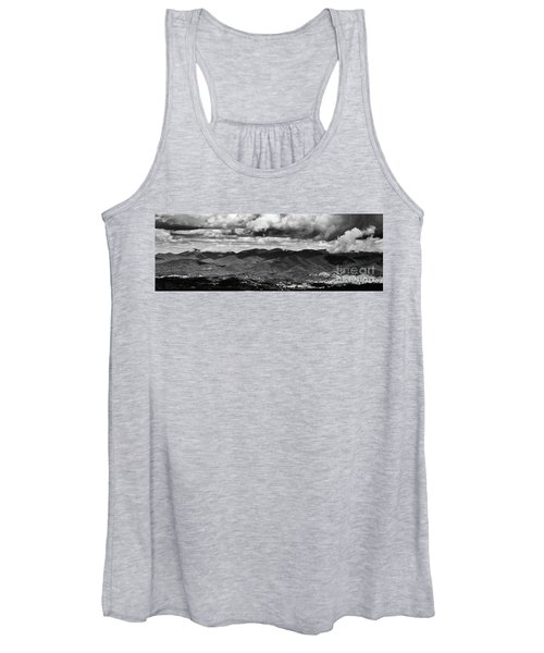 Panorama Melodrama Women's Tank Top