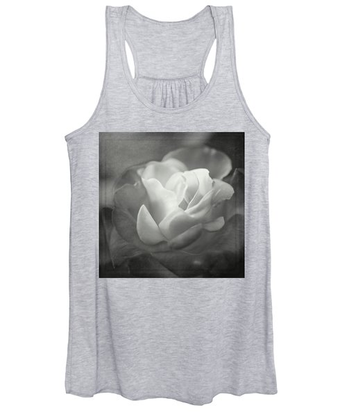 Perfectly Imperfect Monochrome By Tl Wilson Photography Women's Tank Top