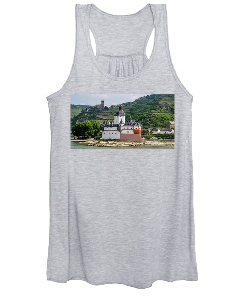 Pfalzgrafenstein Castle Women's Tank Top