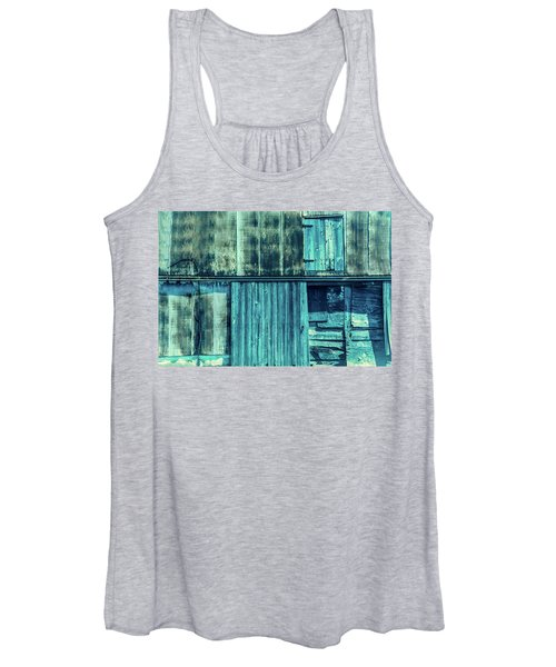 Pieces Of The Past Women's Tank Top
