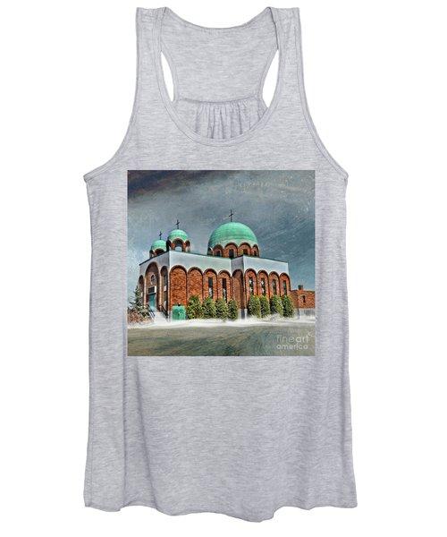 Place Of Worship Women's Tank Top