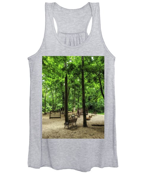Play In The Shade Women's Tank Top