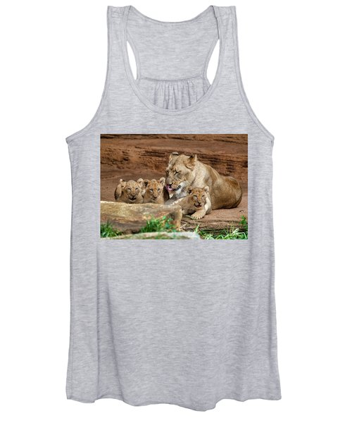 Pride Of The Pride 6114 Women's Tank Top