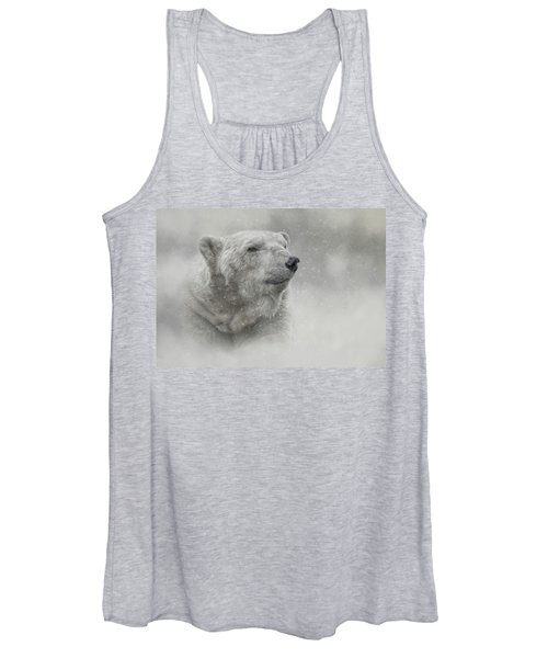 Prince Of The North Pole Women's Tank Top