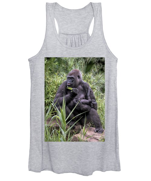 Proud Mama Silverback 6243 Women's Tank Top