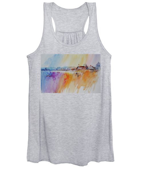 Provincetown Waterfront Homes Women's Tank Top
