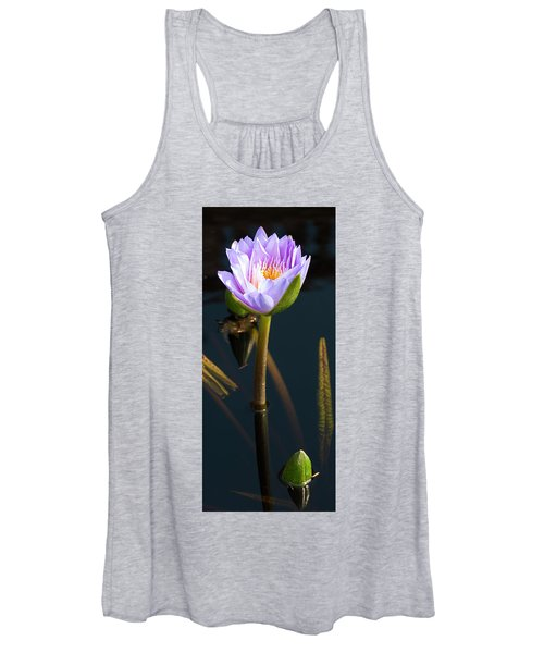 Purple Elegance Women's Tank Top