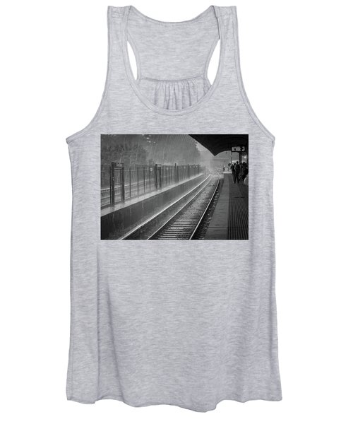 Rainy Days And Metro Women's Tank Top