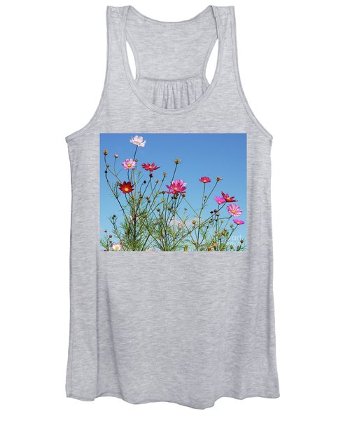 Reach For The Cosmos Women's Tank Top