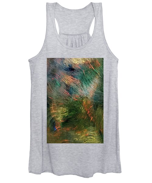 Reaching For The Sword Women's Tank Top