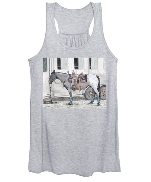 Ready For Battle  Women's Tank Top