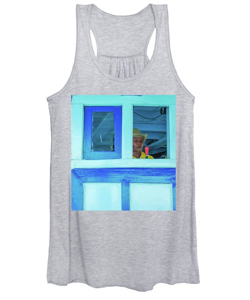 Ready To Go Into Warp Drive Women's Tank Top