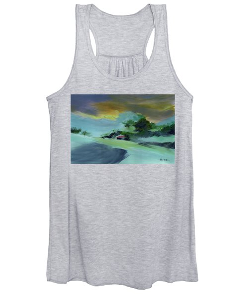 Red House New Women's Tank Top