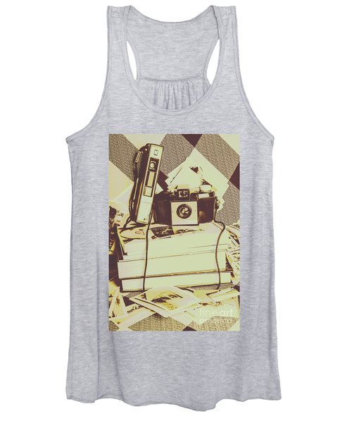 Revisited Women's Tank Top