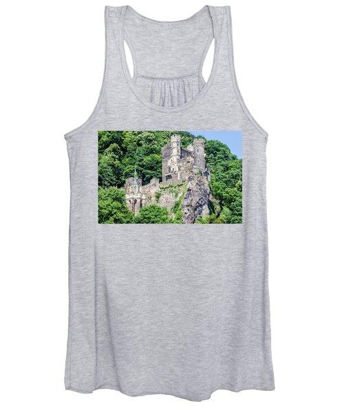 Rheinstein Castle Women's Tank Top
