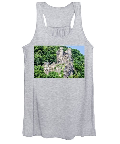 Rheinstein Castle Women's Tank Top