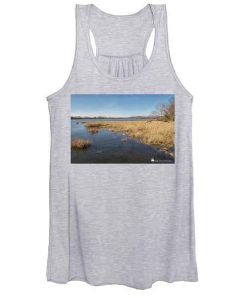 River Grass Women's Tank Top