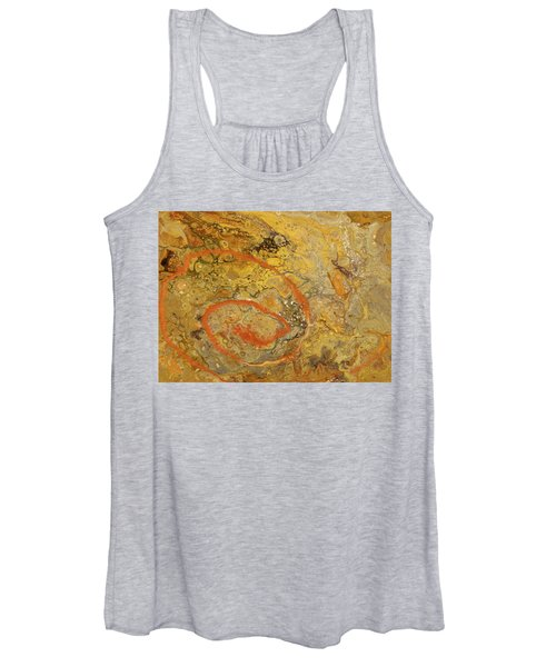 Riverbed Stone Women's Tank Top