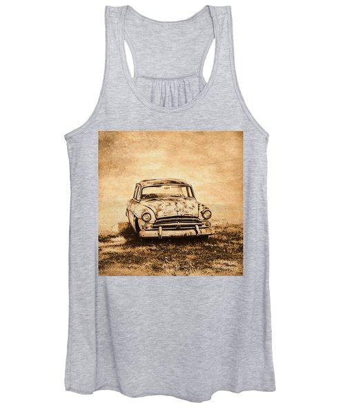 Rockabilly Relic Women's Tank Top