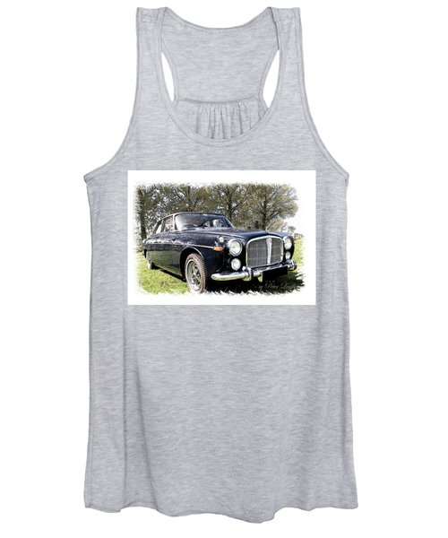 Rover 3.5 Coupe Women's Tank Top