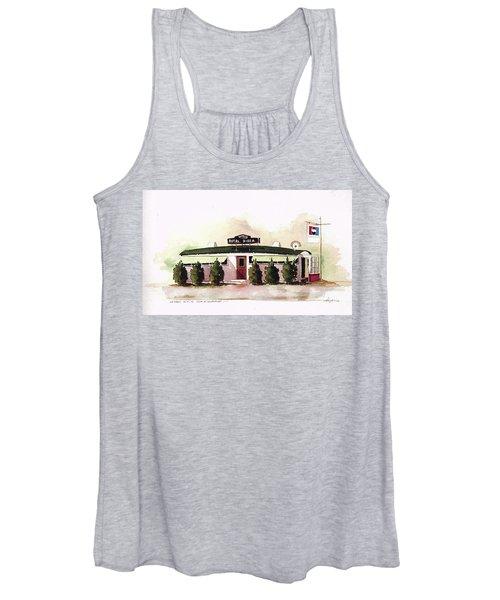 Royal Diner Women's Tank Top