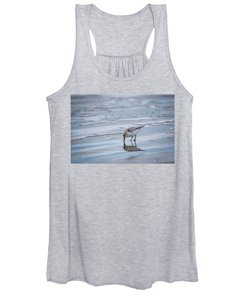 Sanderling Foraging Women's Tank Top