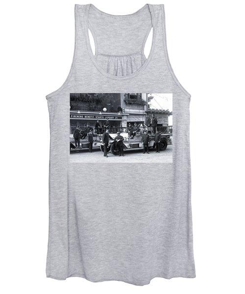 Santa Monica Firemen 1920 Women's Tank Top