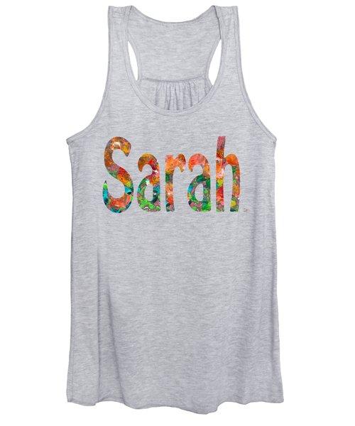 Sarah Women's Tank Top