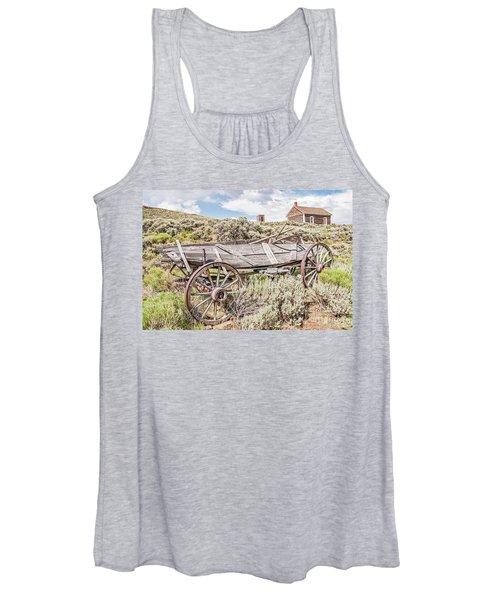 Schoolhouse On A Hill Women's Tank Top