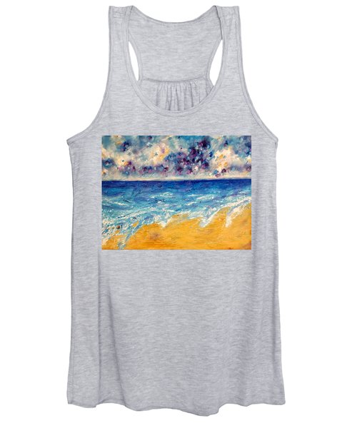 Searching For Rainbows Women's Tank Top