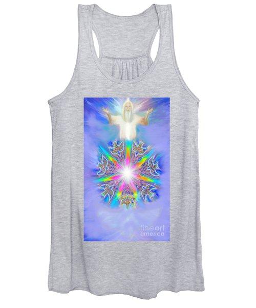 Second Coming Women's Tank Top