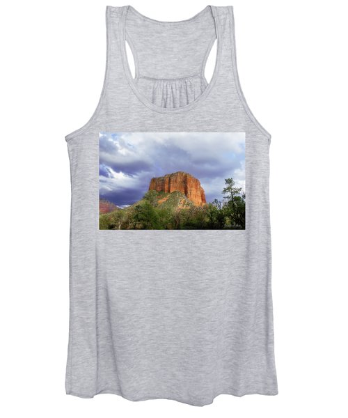 Devil's Mountain Women's Tank Top