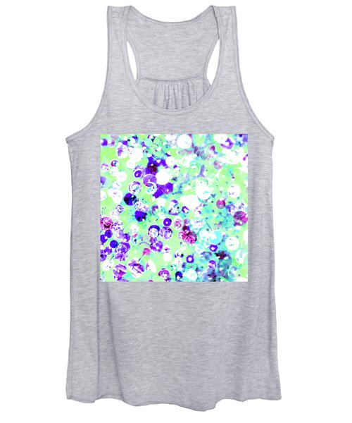 Sequins And Pins 3 Women's Tank Top