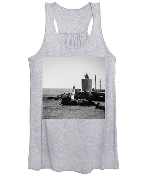 Setting Sail Women's Tank Top