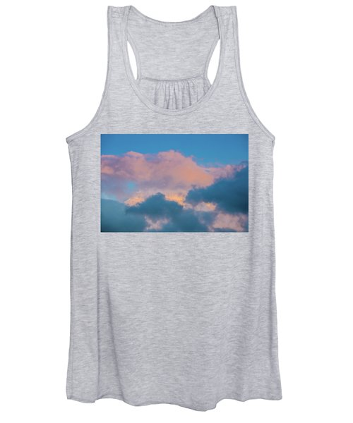 Shades Of Clouds Women's Tank Top