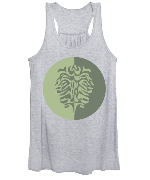 Shapes And Designs Women's Tank Top