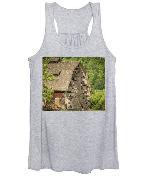 Shingled Barn Women's Tank Top