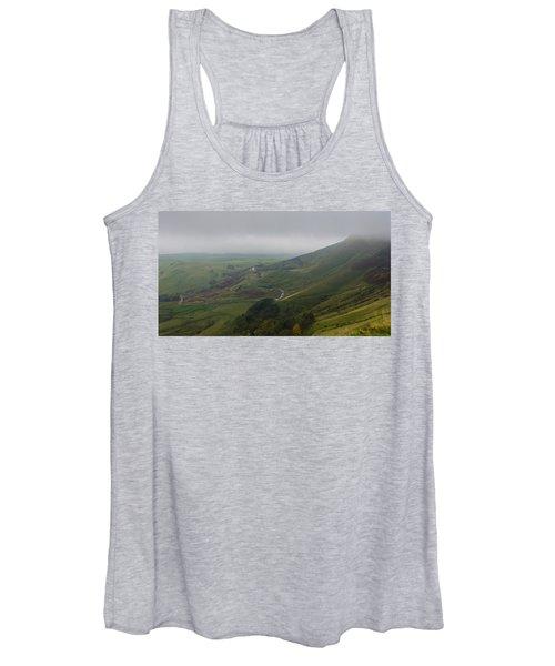 Shivering Mountain,  Women's Tank Top