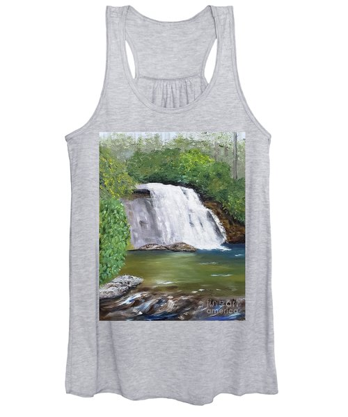 Silver Run Falls Women's Tank Top
