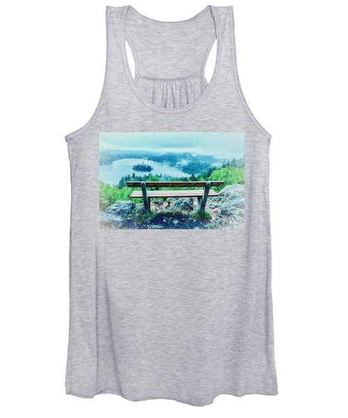 Sit A Spell Women's Tank Top
