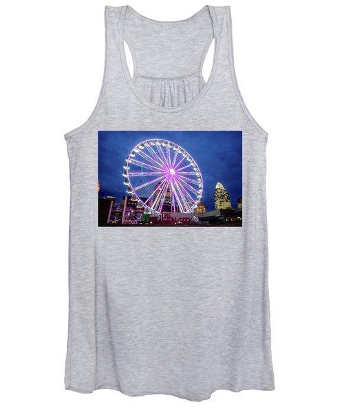 Skystar Ferris Wheel Women's Tank Top