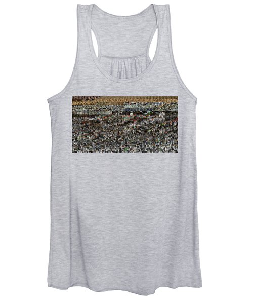 Slice Of Lanscape Women's Tank Top
