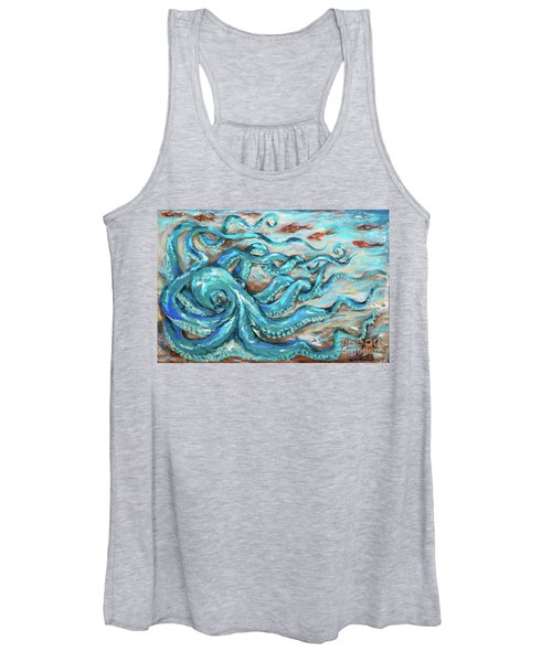 Slithering Women's Tank Top