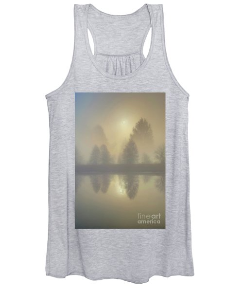 Softly Comes The Sun Women's Tank Top