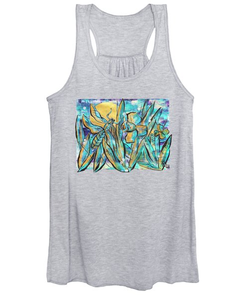 Spring Life Of Nature Women's Tank Top