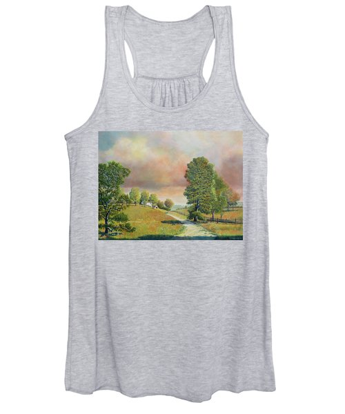 Spring Path Women's Tank Top