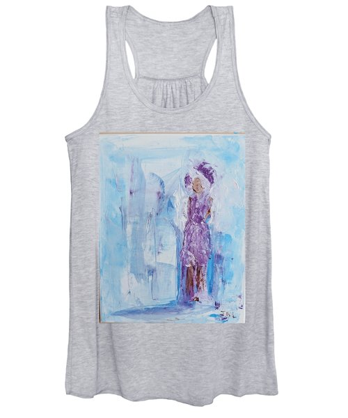 Spunky Angel Women's Tank Top