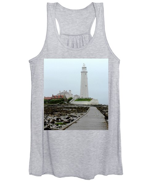 St Mary's Lighthouse Women's Tank Top