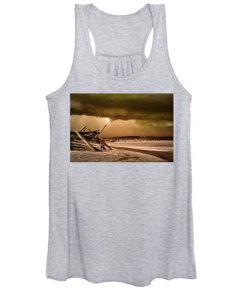 Storm Brewing Women's Tank Top