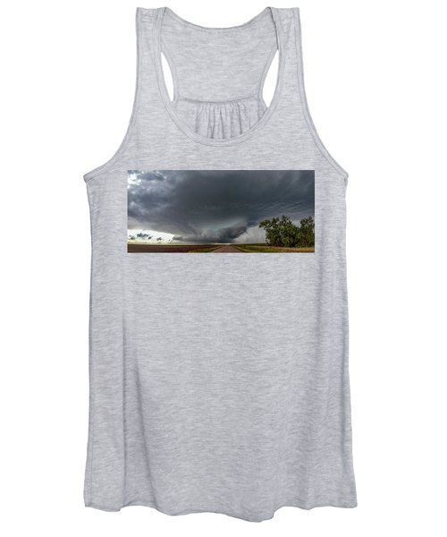 Storm Chasin In Nader Alley 008 Women's Tank Top